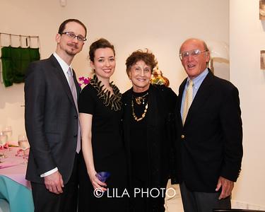 Burke Brown, Kate Cusack, Ellen Liman, Walter Liebman