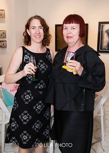 Ellen Roberts, Margaret Sandstrom