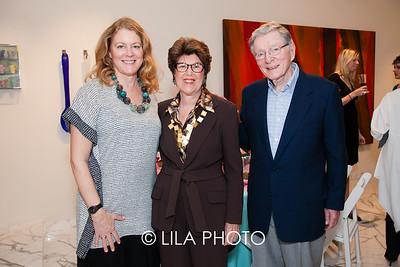 Leslie Genninger, Barbara Morgenstern, Al Nathan