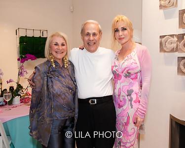 Donna & Leonard Schneier, Tobi Schneier