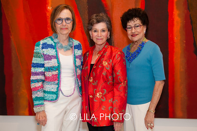 Connie Kay, Babette Cohen, Myrna Palley