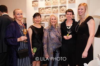 Sperkova, Yuka Saito, Donna Schneier, Ida De Vit Sandstrom, Meg Drinkwater