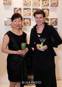 Yuka Saito, Ida De Vit Sandstrom