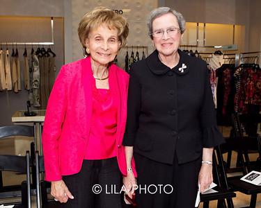 Roberta Robinson, Claire Levine