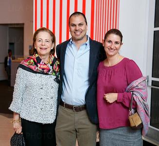 Louise Braver, Ernie and Maite Jabour