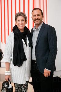 Beth DeWoody and Phillip Estlund