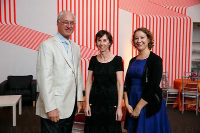 Alan Davis, Cheryl Brutvan, Kristen Rudy