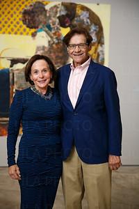 Gilbert and Doreen Bassin