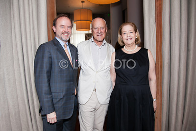 James Hall, Lord Foster, Hope Alswang