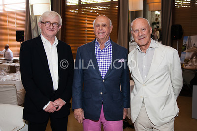 Spencer DeGrey, Bruce Beal, Lord Foster