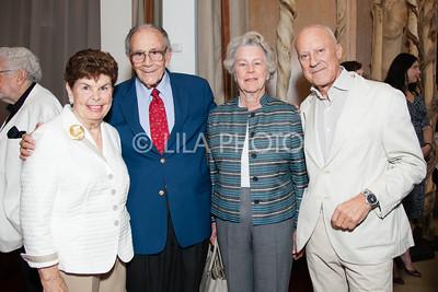 Priscilla & John Richman, Jane Chase Carroll, Lord Foster