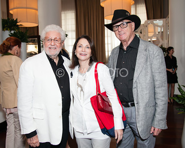 Ralph Saltzman, Ruth & Ted Baum