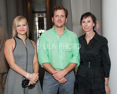 Hilary Jordan, John, Cheryl Brutvan