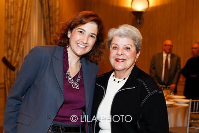 Amy Mauser and Dr. Ilene Gerber