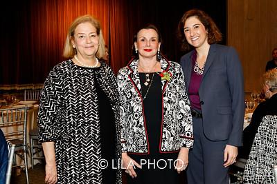 Hope Alswang, Rita Krauss, Amy Mauser