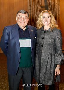 Dr. Hyman Roberts, Pam Rembaum