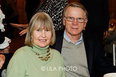 Carol Ann and Raymond Merritt