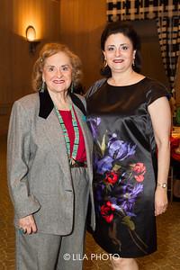 Bernice Cohen, Vera Kaminester