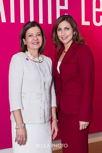 Eileen Minnick of BMO, Sandra Fuentes of BMO