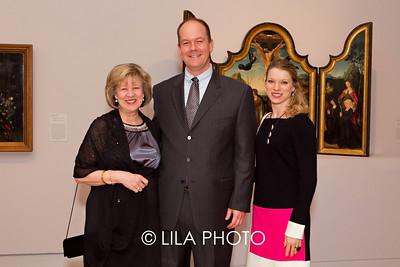 Ellen Corradini, Dan DeRusha, Monica Witt