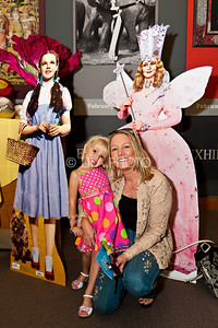 Darlene Rutledge, with daughter Macayle (on Left) ;photography by: LILA PHOTO