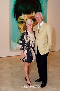Mary Lou Dauray, Alan Davis