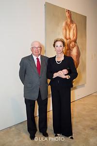 Marlene & Harold Strauss
