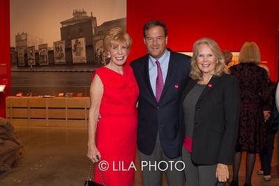 Joan Genser, Dave & Donna Dodson