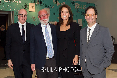 Anthony Grant, Jeffrey & Marsha Perelman, Adam Weinberg