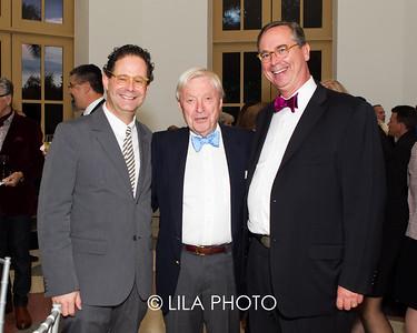 Adam Weinberg, Gil Maurer, Kemp Stickney