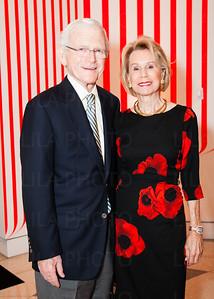 Leonard & Jane Korman
