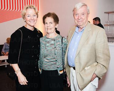 Edith Stickney, Ann & Gil Maurer