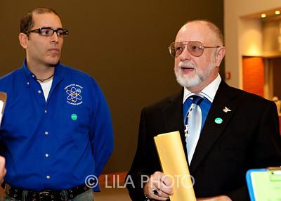Felix Ocejo, Gary Broadaway