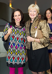 Mary Kay Lombino, Robin Woodard