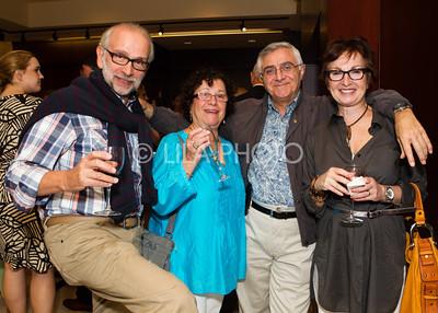 Howard Roberts, Adi & Moshe Tamir, Helen Roberts