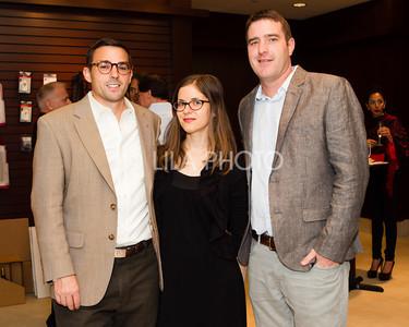 Daniel & Shanna Kahan , Steve Eshelman