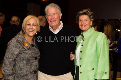 Holly Davis, John & Heidi Niblack