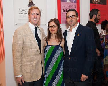 Charles Poole, Shanna & Daniel Kahan