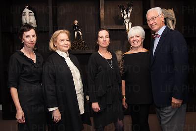 Cheryl Brutvan, Hope Alswang, Klara Kristalova, Mary Lou Dauray, Alan Davis