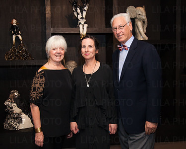 Klara Kristalova, Mary Lou Dauray, Alan Davis