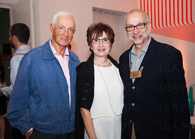 Roman Kadron, Helen & Howard Roberts