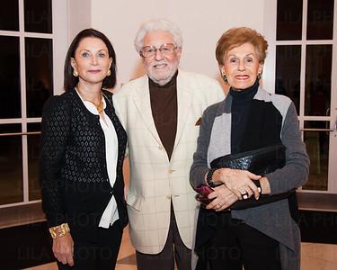 Ruth Baum, Ralph & Muriel Saltzman