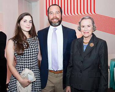 Eileen Echikson, Tom Levine, Claire Levine