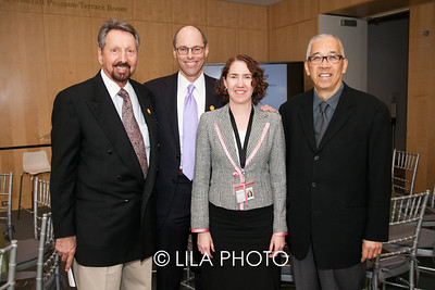 Harry Striebel, Richard Zenker, Ellen Roberts, Bob Koo