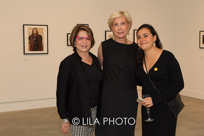 Joan Lazarus, Jan Willinger, Eunice Adorno