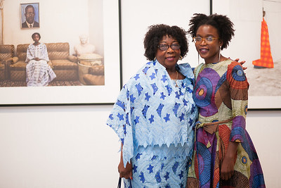 Maria Valcarcel, Delphine Fawundu