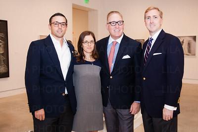 Daniel & Shanna Kahan, Bruce Langmaid, Charles Poole