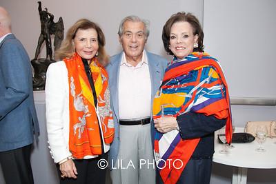 Lois & Martin Zelman, Gloria Cohen