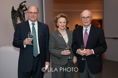 George Wachter, Marilyn Schiff, Frank Hoffer