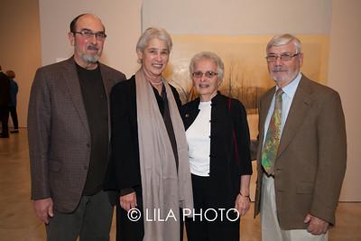 Robert & Sylvia Mangold, Joan & Robert Davis